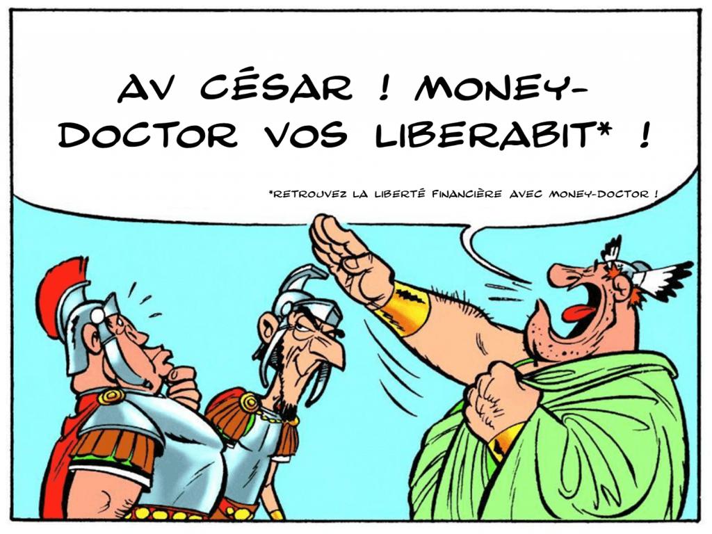 Money-doctor légionnaire du FIRE